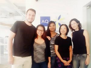 AQ Services International Internship
