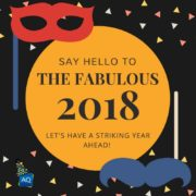 Say Hello To The Fabulous 2018