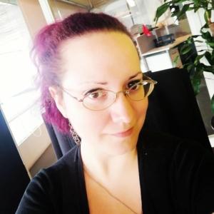Olwen - in purple