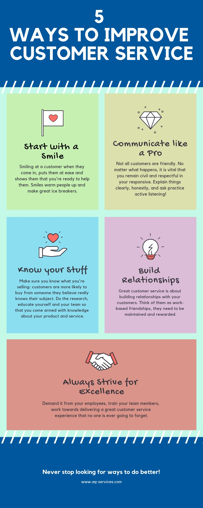 Ways to Improve Customer Service
