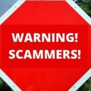 Scam Alert! Warning!