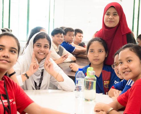IDEAS Academy Children