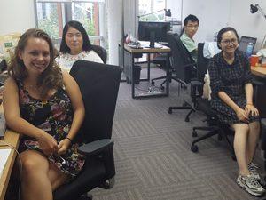 Shanghai Internships