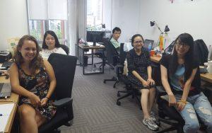 AQ Internships in Shanghai