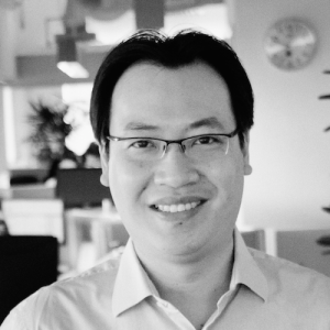 Andrew Yeoh - AQ Services Business Development Director APAC