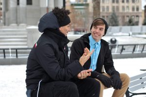 Customer Engagement starts with a conversation