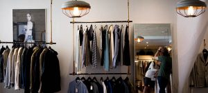 The old way of customization in the fashion retail industry...