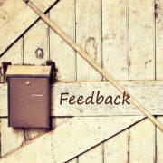 Handle Negative Feedback with Tact