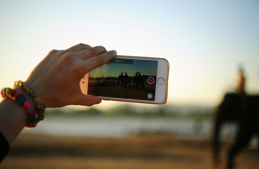 Using Video for Mystery Shopping 1