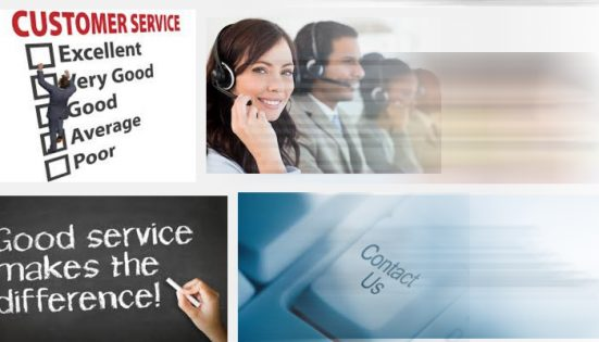 Don't just use customer service terminology, actually act on it!